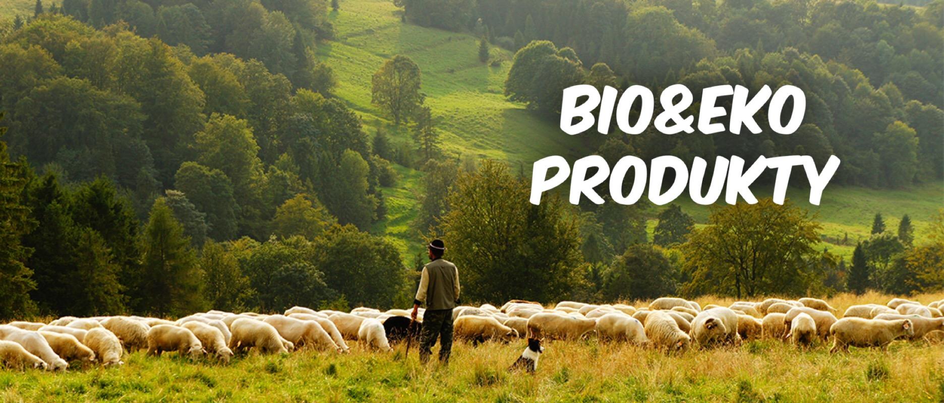 Bio a eko vyrábané produkty